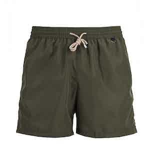 Olive Swim Shorts