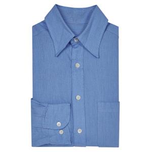 Lagoon Linen Shirt