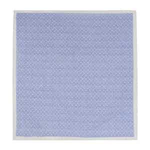 Sky Cotton Tile Neckerchief