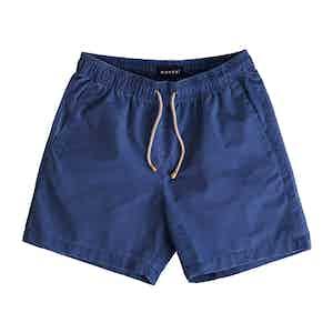 Navy Hamptons Swim Shorts