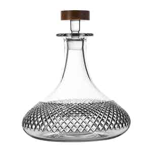 Crystal Thirlmere Captain's Decanter