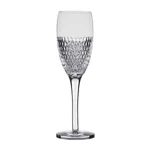 Crystal Thirlmere Champagne Flute