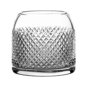 Crystal Thirlmere Curved Whiskey Tumbler