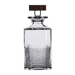 Crystal Thirlmere Square Decanter
