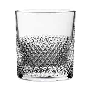 Crystal Thirlmere Straight Whiskey Tumbler