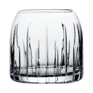 Crystal Trafalgar Curved Whiskey Tumbler