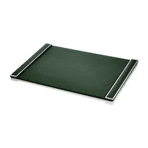British Racing Green Mayfair Desk Blotter