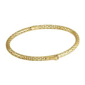 Esagoni Hexagonal 18k Yellow Gold Bracelet