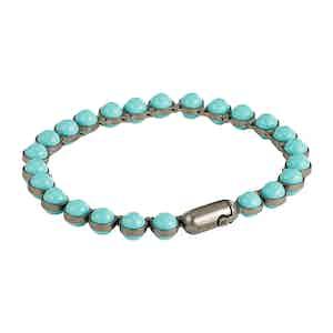 Turquoise Minisphera Titanium Bracelet