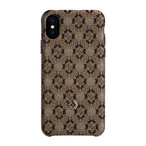 Venetian Gold Silk iPhone Xs Max Case