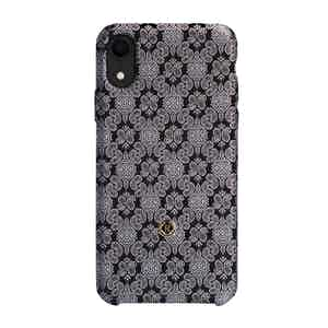 Venetian White Silk iPhone Xr Case
