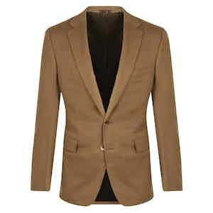 Camel Cashmere Jacket