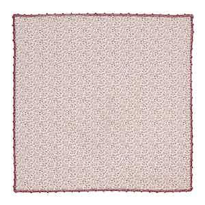 Pink Liberty Print Cotton Poplin Pocket Square