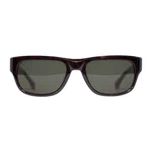 Dark Brown Tortoiseshell Yvan Sunglasses