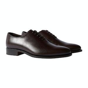 Brown Calf Leather Ignazio Oxfords