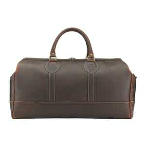 Sundance Floodlight Leather Small Weekender Holdall