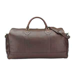 Sundance Floodlight Leather Medium Weekender Holdall