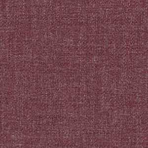 Garnet Red Linen-Silk-Cotton Batavia Fabric