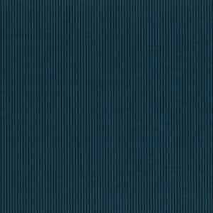Blue Pinstripe Light Panama Virgin Wool Fabric