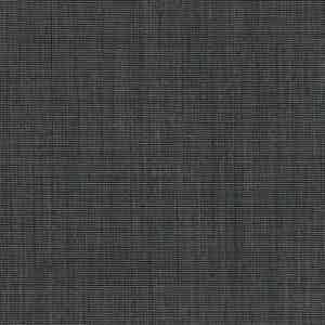 Charcoal Grey Light Panama Worsted Virgin Wool Fabric