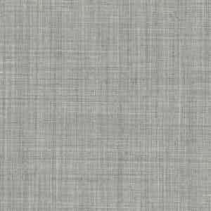 Mid Grey Light Panama Worsted Virgin Wool Fabric