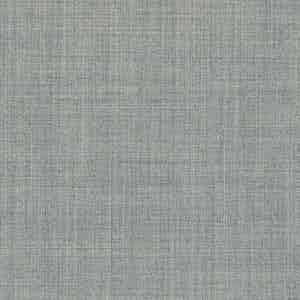 Steel Grey Light Panama Worsted Virgin Wool Fabric