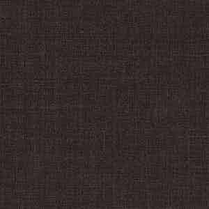 Dark Chocolate Brown Panama Worsted Virgin Wool Fabric
