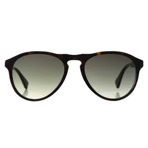 Dark Tortoiseshell Natural Cellulose Paul Sunglasses