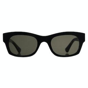 Piano Black Natural Cellulose Anthony Sunglasses