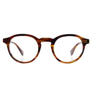 Caramel Alex Natural Cellulose Optical Glasses Frames
