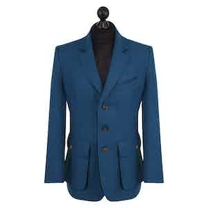 Celtic Blue Sarsfield Jacket