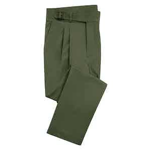 Lovat Cotton Twill Gurkha Trouser