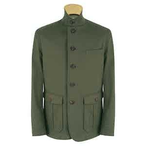 Lovat Cotton Twill Lepanto Jacket
