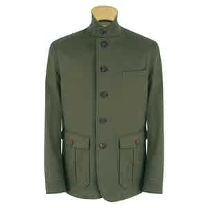 Lovat Cotton Twill Lepanto Jacket