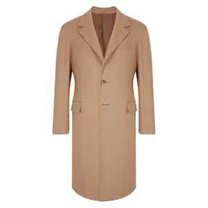 Beige Camel Coat