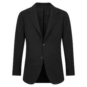 Black Hopsack Jacket