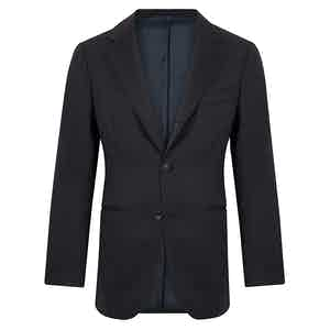 Midnight Blue Single Breasted Suit