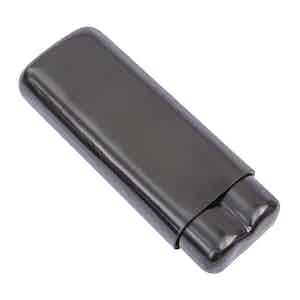 Black Gigantes Double Cigar Case