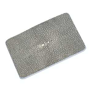 Grey Stingray 5-Card Holder