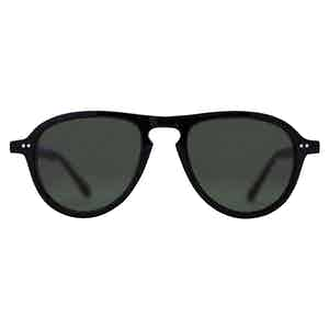 Black Acetate Californian Sunglasses