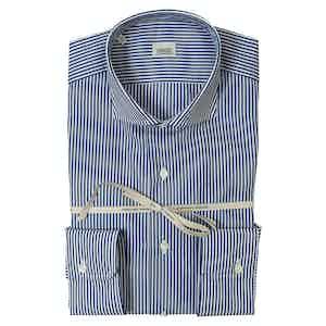Blue Striped Super Fine Cotton Shirt