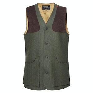 Men's Glenwherry Tweed Shooting Vest