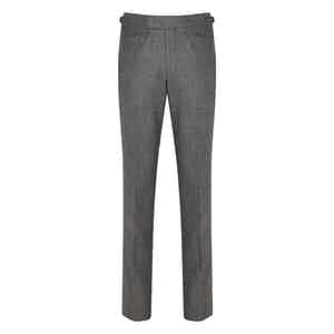 Grey Connery Woollen Trousers
