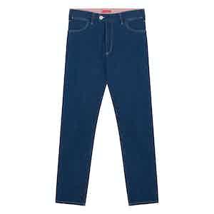 Light Wash Denim Dean Jeans