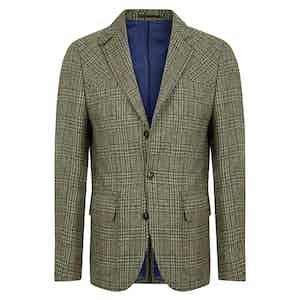 Sage Hemmingway Tweed Shooting Jacket