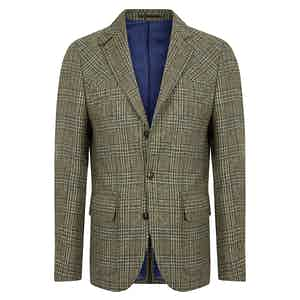 Sage Hemmingway Tweed Shooting Jacket