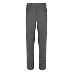 Light Grey VBC Wedding Suit Trousers