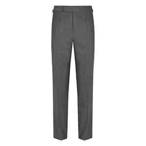 Light Grey VBC Wedding Suit Trousers
