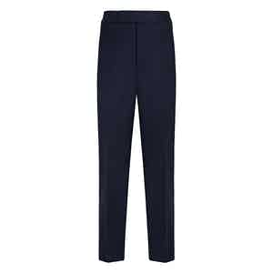 Navy VBC Contemporary Wedding Suit Trousers