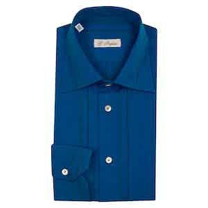 Blue Vintage Striped Shirt